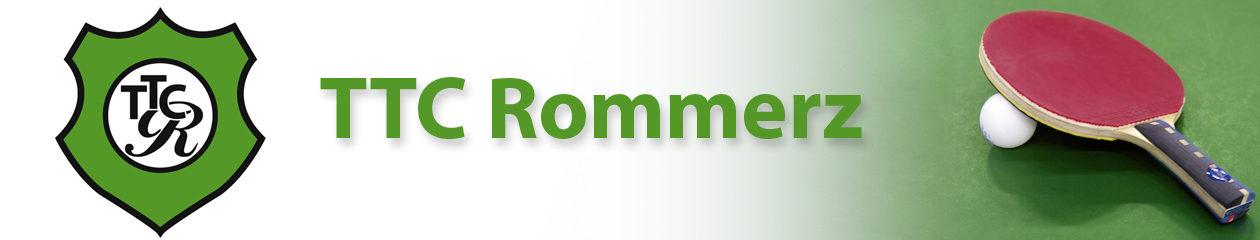 Tischtennisclub Rommerz e. V.